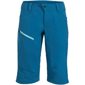 VAUDE Moab III Shorts Damer, kingfisher uni